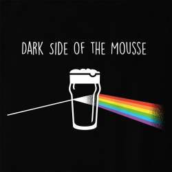 Dark side of the mousse