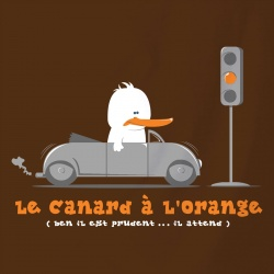 Le Carnard à l'orange