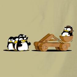 Pingouins Catapulte