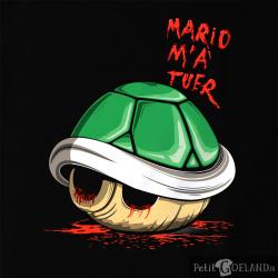 Mario m'a tuer