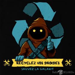 Recyclez vos droides