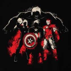Avengers Stains