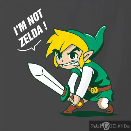 I 'm not Zelda