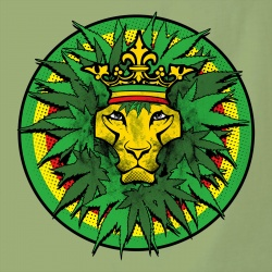 Rasta Lion King
