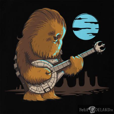 Chewbacca Blues