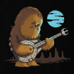 Chewbacca Blues