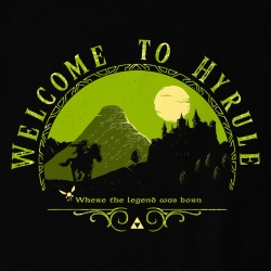 Welcome to Hyrule