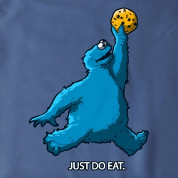 Just Do Eat Cookie Monster