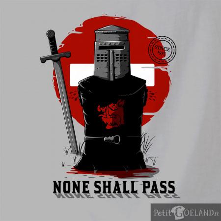 None Shall Pass