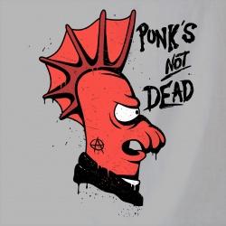 Punk is not dead Zoidberg