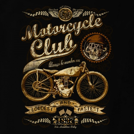 1837 - Motorcycle Club