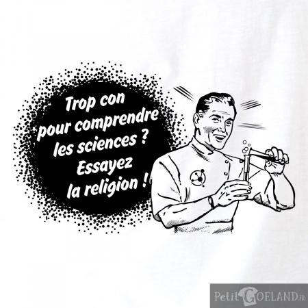 Trop con pour comprendre la science