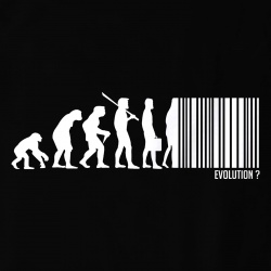 Evolution code barre