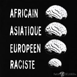 Raciste Cerveaux