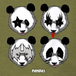 Pandas Kiss