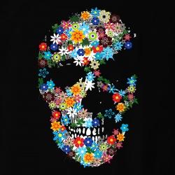 Flowery Skullhead
