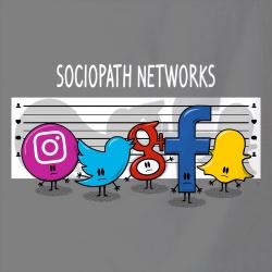 Sociopath Networks