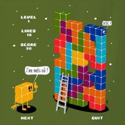 Tetris J'me mets où