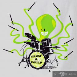 Poulpy Drum