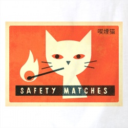Cat Safety Matches