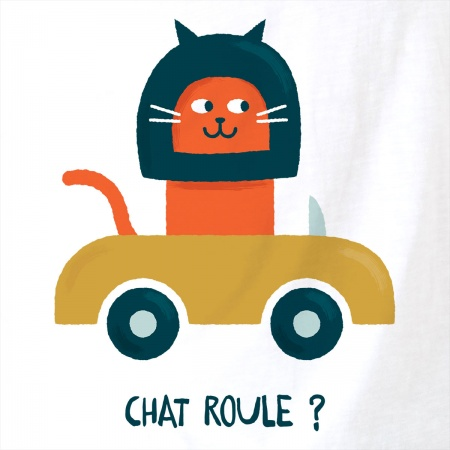 Chat roule ?