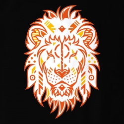Grafik Lion
