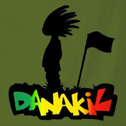 Danakil - Flag