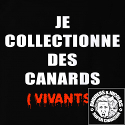 Je collectionne des canards