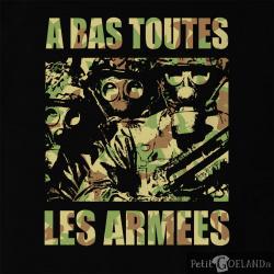 A bas toutes les armées
