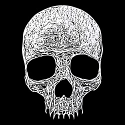 Wire Skull