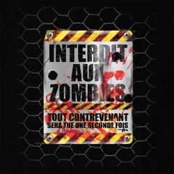 Interdit aux zombies