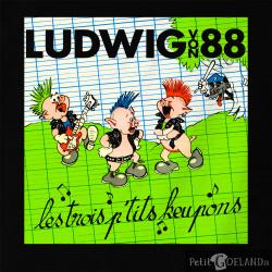 LV88 - les 3 p'tits keupons