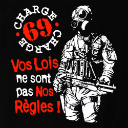 Charge 69 - Vos lois