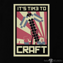 It's Time to Craft