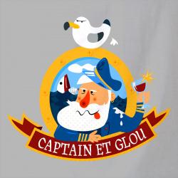 Captain et glou