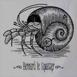 Bernard le Squatter