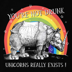 Unicorns really exists