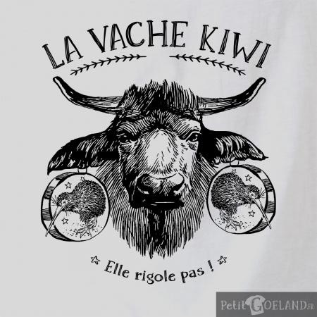 La vache kiwi