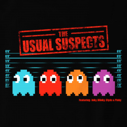 Usual Ghosts Suspects
