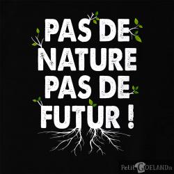 Pas de nature pas de futur