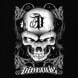 Diabolik - Flourish Skull