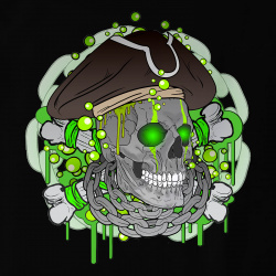 Acid Pirate green