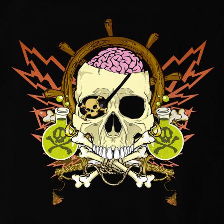 Acid Pirate Electric Brain