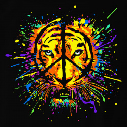 Peace Tiger