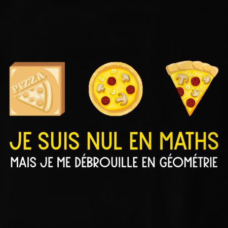 Je suis nul en maths