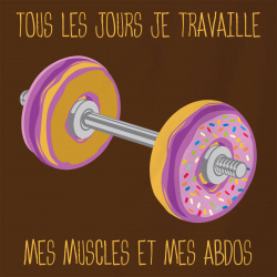 Donuts Muscles