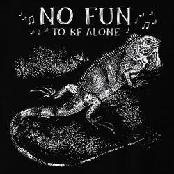 No Fun l'Iguane