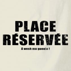 Place réservée à Wesh