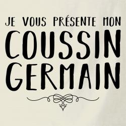 Coussin Germain