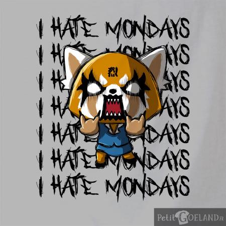 Aggretsuko - Monday